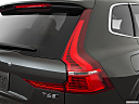 2019 Volvo XC60 T6 Inscription, passenger side taillight.