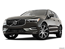 2019 Volvo XC60 T6 Inscription, front angle view, low wide perspective.