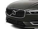 2019 Volvo XC60 T6 Inscription, close up of grill.