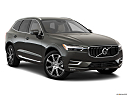 2019 Volvo XC60 T6 Inscription, front passenger 3/4 w/ wheels turned.