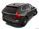 2019 Volvo XC60 T6 Inscription, rear 3/4 angle view.
