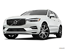 2019 Volvo XC60 T8 Inscription eAWD Plug-in Hybrid, front angle view, low wide perspective.