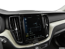 2019 Volvo XC60 T8 Inscription eAWD Plug-in Hybrid, driver position view of navigation system.
