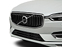 2019 Volvo XC60 T8 Inscription eAWD Plug-in Hybrid, close up of grill.