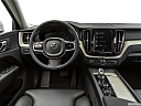 2019 Volvo XC60 T8 Inscription eAWD Plug-in Hybrid, steering wheel/center console.