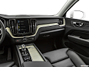 2019 Volvo XC60 T8 Inscription eAWD Plug-in Hybrid, center console/passenger side.