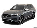2019 Volvo XC90 T6 Momentum, front angle view.
