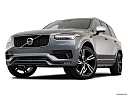 2019 Volvo XC90 T6 Momentum, front angle view, low wide perspective.