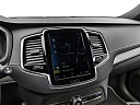 2019 Volvo XC90 T6 Momentum, driver position view of navigation system.
