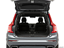 2019 Volvo XC90 T6 Momentum, hatchback & suv rear angle.