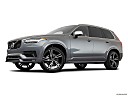 2019 Volvo XC90 T6 Momentum, low/wide front 5/8.