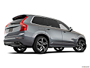 2019 Volvo XC90 T6 Momentum, low/wide rear 5/8.