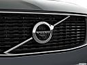 2019 Volvo XC90 T6 Momentum, rear manufacture badge/emblem