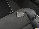 2019 Volvo XC90 T6 Momentum, key fob on driver's seat.