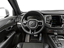 2019 Volvo XC90 T6 Momentum, steering wheel/center console.