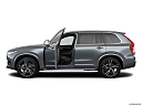 2019 Volvo XC90 T5 AWD R-Design, driver's side profile with drivers side door open.