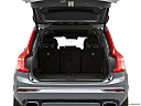 2019 Volvo XC90 T5 AWD R-Design, trunk open.