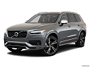 2019 Volvo XC90 T5 AWD R-Design, front angle medium view.