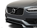 2019 Volvo XC90 T5 AWD R-Design, close up of grill.