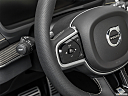 2019 Volvo XC90 T5 AWD R-Design, steering wheel controls (left side)