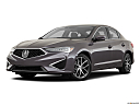 2020 Acura ILX, front angle medium view.