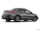2020 Acura ILX, low/wide rear 5/8.