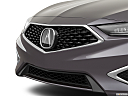 2020 Acura ILX, close up of grill.