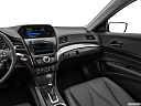 2020 Acura ILX, center console/passenger side.