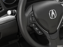 2020 Acura ILX, steering wheel controls (left side)