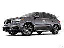 2020 Acura MDX, low/wide front 5/8.