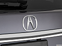 2020 Acura MDX, rear manufacture badge/emblem