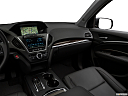 2020 Acura MDX, center console/passenger side.