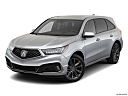 2020 Acura MDX, front angle view.