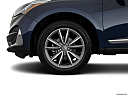 2020 Acura RDX, front drivers side wheel at profile.