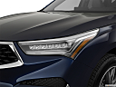 2020 Acura RDX, drivers side headlight.