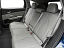 2020 Acura RDX, rear seats from drivers side.