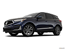 2020 Acura RDX, low/wide front 5/8.