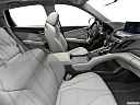 2020 Acura RDX, fake buck shot - interior from passenger b pillar.