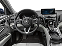 2020 Acura RDX, steering wheel/center console.