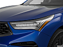 2020 Acura RDX A-Spec Package, drivers side headlight.