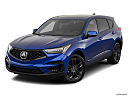 2020 Acura RDX A-Spec Package, front angle view.