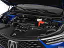2020 Acura RDX A-Spec Package, engine.
