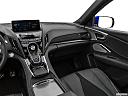 2020 Acura RDX A-Spec Package, center console/passenger side.