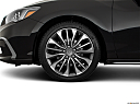 2020 Acura RLX, front drivers side wheel at profile.