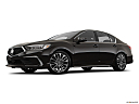 2020 Acura RLX, low/wide front 5/8.
