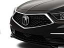 2020 Acura RLX, close up of grill.