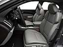 2020 Acura TLX 2.4 8-DCT P-AWS, front seats from drivers side.