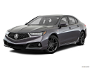 2020 Acura TLX 3.5L, front angle medium view.