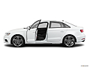 2020 Audi A3 Premium 40 TFSI, driver's side profile with drivers side door open.