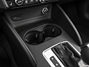 2020 Audi A3 Premium 40 TFSI, cup holders.